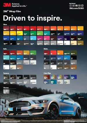 Driven to inspire