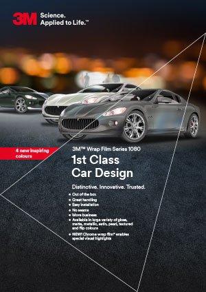1st Class Car Design