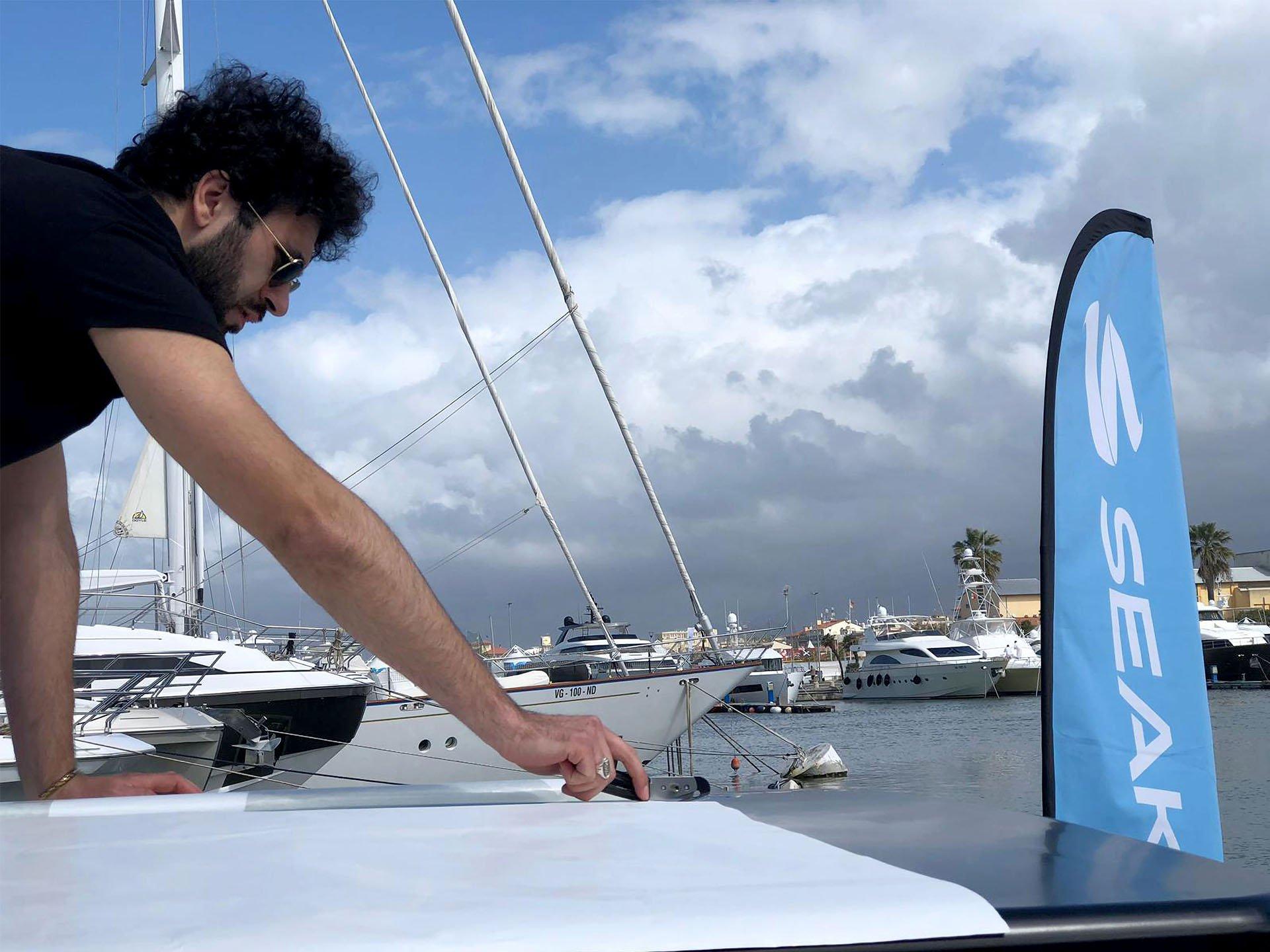 Yacht Stabilizer